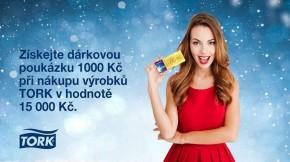 TORK - DÁRKOVÝ POUKAZ